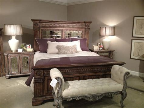 pulaski bedroom suite the kentshire bedroom set from accentrics home by pulaski