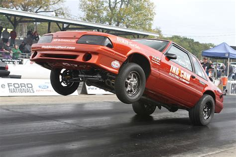 NMRA All Ford Drag Racing Schedule Set For 2015 Season