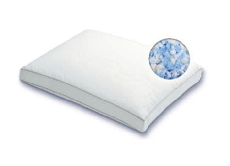 Serta Gusset Pillow by New 2 Premium Serta Gel Memory Foam Gusset Pillows 100