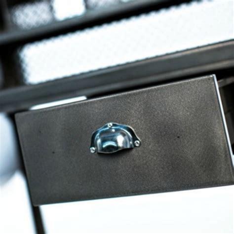 casier tri postal tolix brut verni meuble industriel