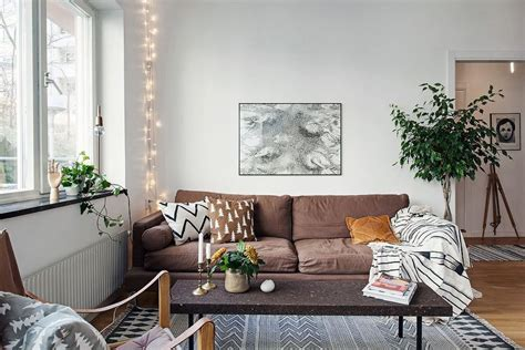 living room string lights 30 ways to create a ambiance with string lights