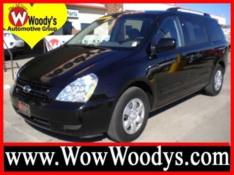 2009 kia sedona lx for sale at woody s automotive group in north missouri sonja griesbach prlog