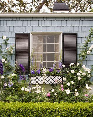 decorar ventana patio para el jard 237 n decoraci 243 n de interiores y exteriores