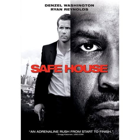 denzel washington safe house denzel washington ryan reynolds star in spy thriller