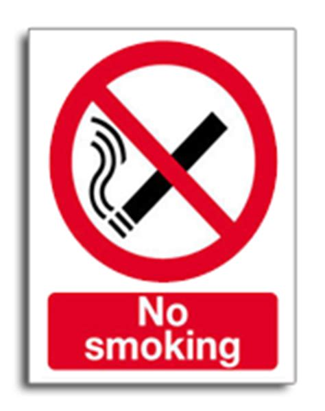 no smoking sign outdoor no smoking sign pout09 health and safety signs