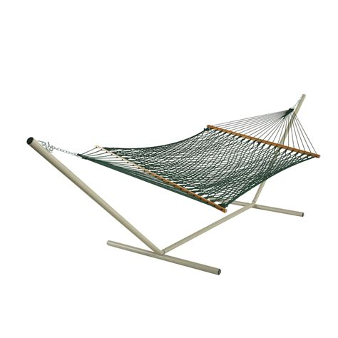 large original duracord rope hammock in green dfohome