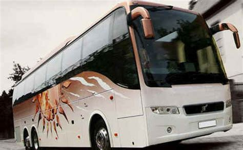 Volvo Sleeper Coach by Air Conditioned Volvo Sleeper Slumber Travel Service
