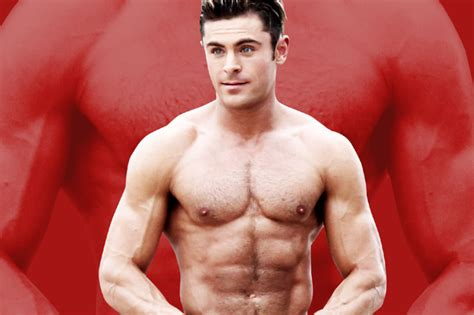 big ripped actors zac efron s muscles are way too much