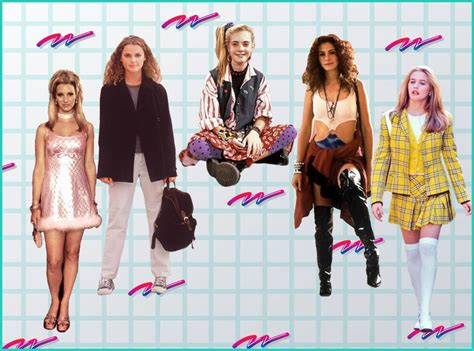 Graduate Fashion Week Trendwatch Nineties Neon by What Your Favorite 90s Says About You E News