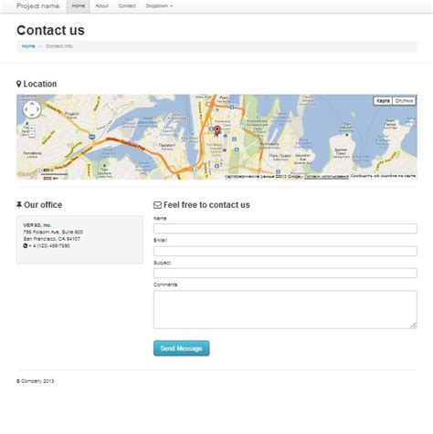 bootstrap email template pin by bootstraptor on bootstrap