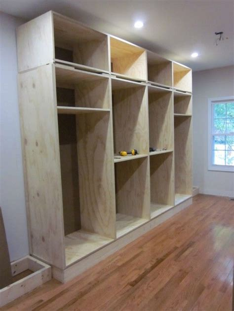 Diy Built In Wardrobe Doors - best 25 diy built in wardrobes ideas on built