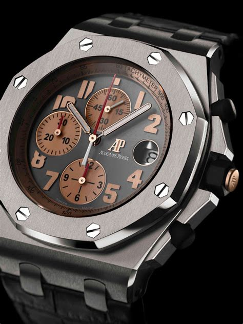 Ap Royal Oak Chrono Pride Of Indonesia Titan Grade Aaa introducing the audemars piguet royal oak offshore pride