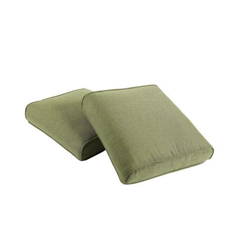 patio ottoman cushions hton bay pembrey replacement outdoor ottoman cushion 2