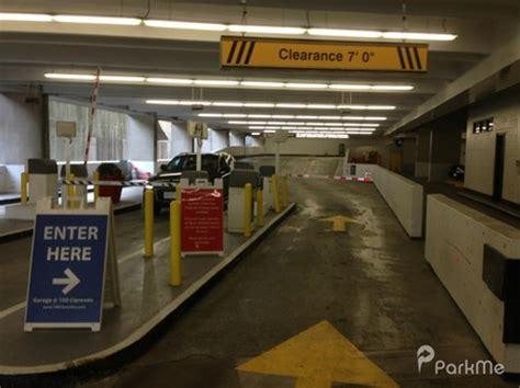 100 Clarendon Garage Rates by Garage At 100 Clarendon Parking Parkme