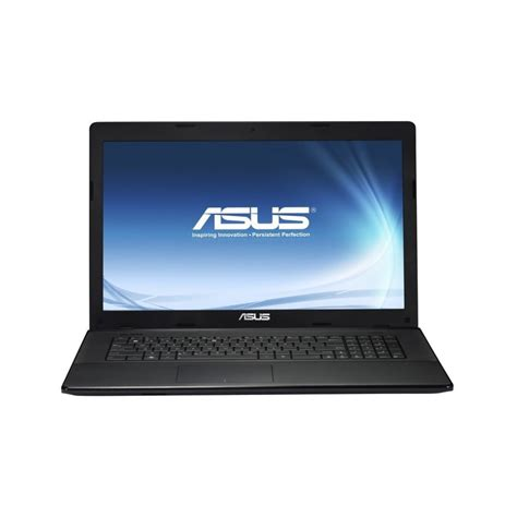 asus asus x75vc 17 3 inch notebook black intel