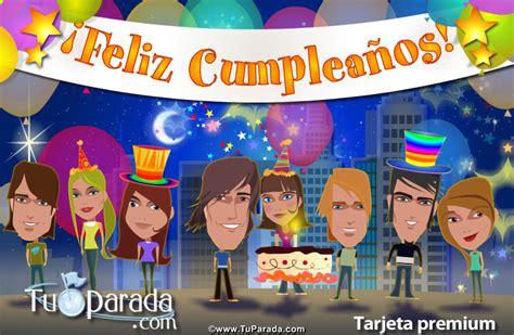 imagenes de cumpleaños fiesta tarjeta de fiesta de cumplea 241 os tarjeta con fiesta de