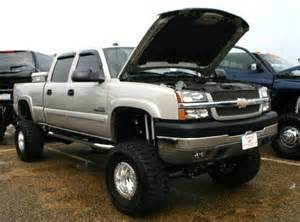 custom lifted chevy 2500 hd duramax diesel