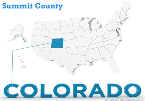 Colorado Courts Search Summit County Court Records Colorado