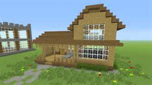 minecraft tutorial how to make an awesome wooden survival