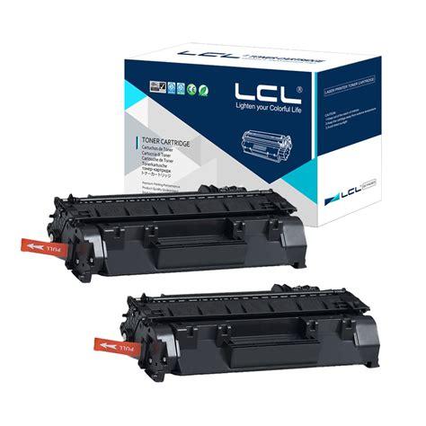 Hp Toner Cartridge 80 A Cf 280 A lcl 80a cf280a 80 cf280 280a cf 280 a 2 pack black toner