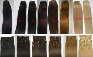 color 4 hair reviews 18 clip in human hair extensions 10pcs 100g