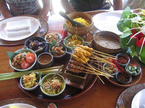 jakarta cuisine balinese cuisine
