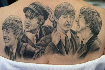 beatles tattoo designs beatles tattoos