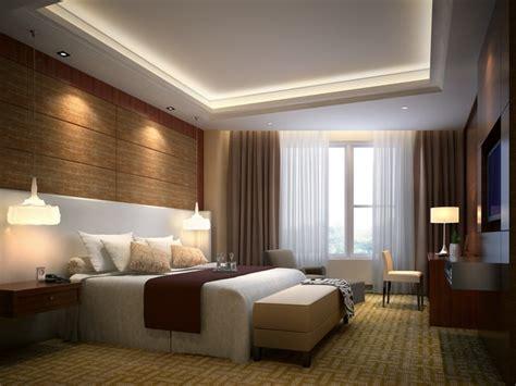 Hotel Bedroom 3d Model Max Cgtrader Com Model Bedroom Interior Design