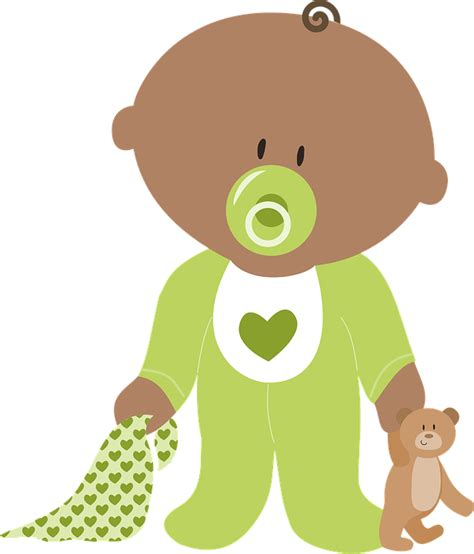 neutral green free vector graphic baby boy neutral green