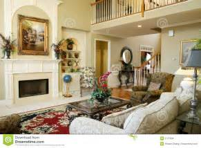Audio Interiors Beautiful Family Room Royalty Free Stock Photos Image