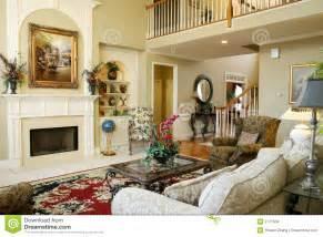 Beautiful Family Room Royalty Free Stock Photos Image
