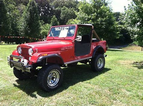 4bt Jeep For Sale Buy Used 1986 Jeep Cj7 With Cummins 4bt Motor In Brighton