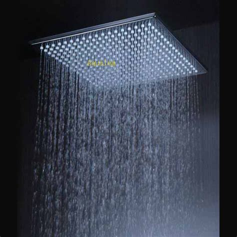 Shower Heads by Shower Aqualem Bathroom Tech Limited Page 1