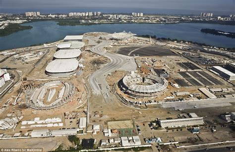 rio olympic venues now brazil racing to be ready for 2016 olympic games rio in