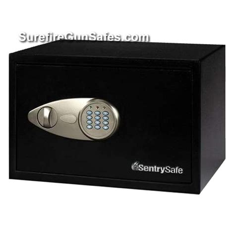 8 7x13 8 quot sentry x055 small security box home safe with e