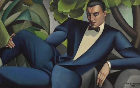 Lempicka Lempicka tamara de lempicka 1898 1980 portrait du marquis d