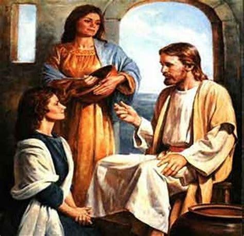 imagenes de jesucristo y maria magdalena jes 250 s en casa de l 225 zaro 25 aniversario al hilo de la