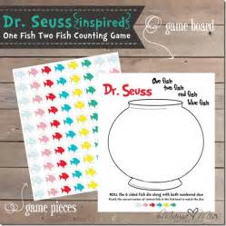Dr Seuss Fish Bowl Printable » Home Design 2017