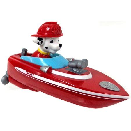 can paw patrol boat go in water paw patrol bath paddling pup water marshall costume