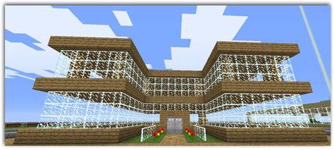 crear casa simentacion para hacer una casa de 3 pisos en minecraft