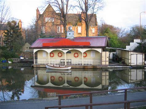 boat house edinburgh union canal
