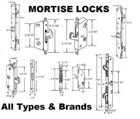 door lock replacement parts patio door mortise lock handballtunisie org