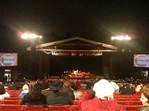 greek theater section b view from section b row u yelp