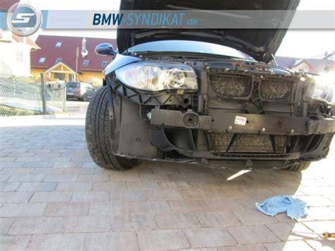 Motorabdeckung Lackieren Anleitung by Performance E87 Matt Wei 223 Carbon 1er Bmw E81 E82
