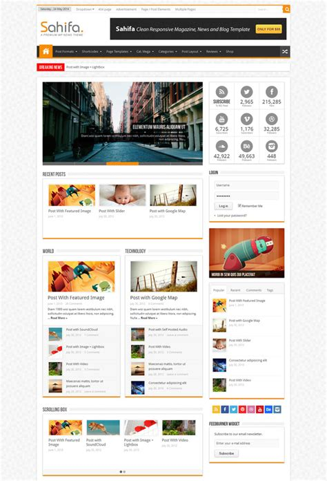 themes wordpress zip sahifa 4 3 1 wordpress theme zip