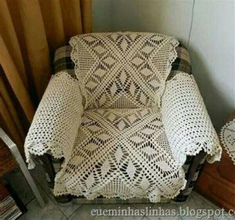 crochet sofa 1000 images about fundas de sillas y sofas on pinterest