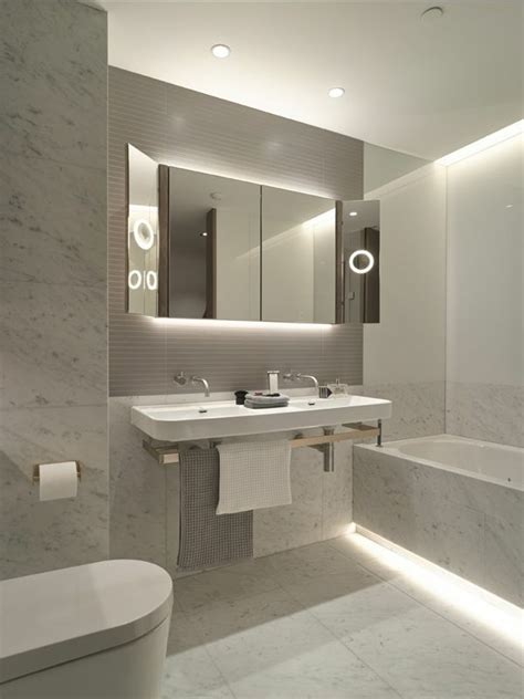 bathroom lighting ideas pinterest led fliesenbeleuchtung f 252 r ihr badezimmer