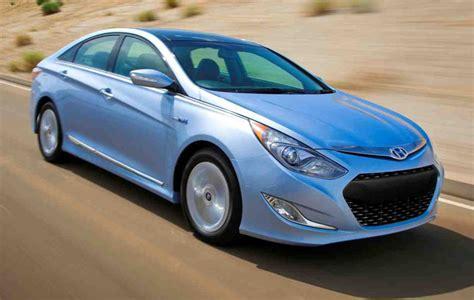 2012 Hyundai Sonata Warranty by Lifetime Battery Warranty For Sonata Hybrids From Hyundai
