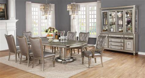 Bling Game Dining Room Set Coaster Furniture   FurniturePick