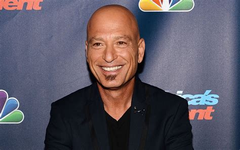 Howie by Who Made Howie Mandel Giggle On America S Got Talent